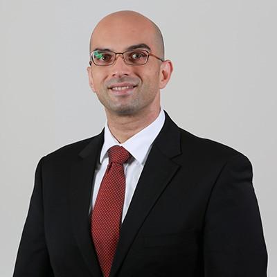 Abdallah Sabat, CPA, CIA, MBA